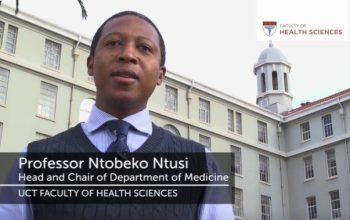 KTU acknowledged by Faculty of Health Sciences (UCT)